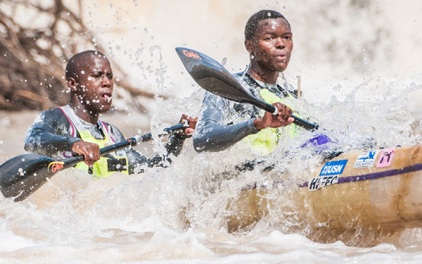 2019 Fish River Canoe Marathon